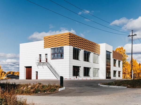 Здание торгово-офисного комплекса - Проектное бюро - ИП Щеглов С.А.
