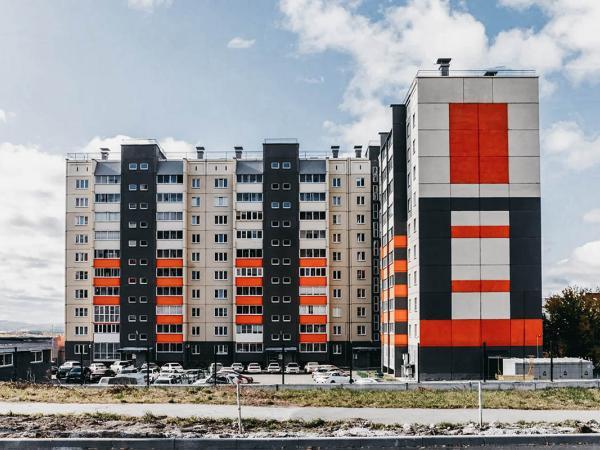 Многоквартирный жилой дом - Проектное бюро - ИП Щеглов С.А.