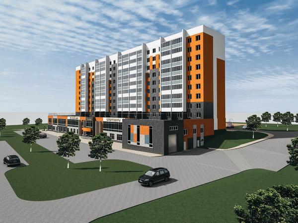 Многоквартирные жилые дома - Проектное бюро - ИП Щеглов С.А.
